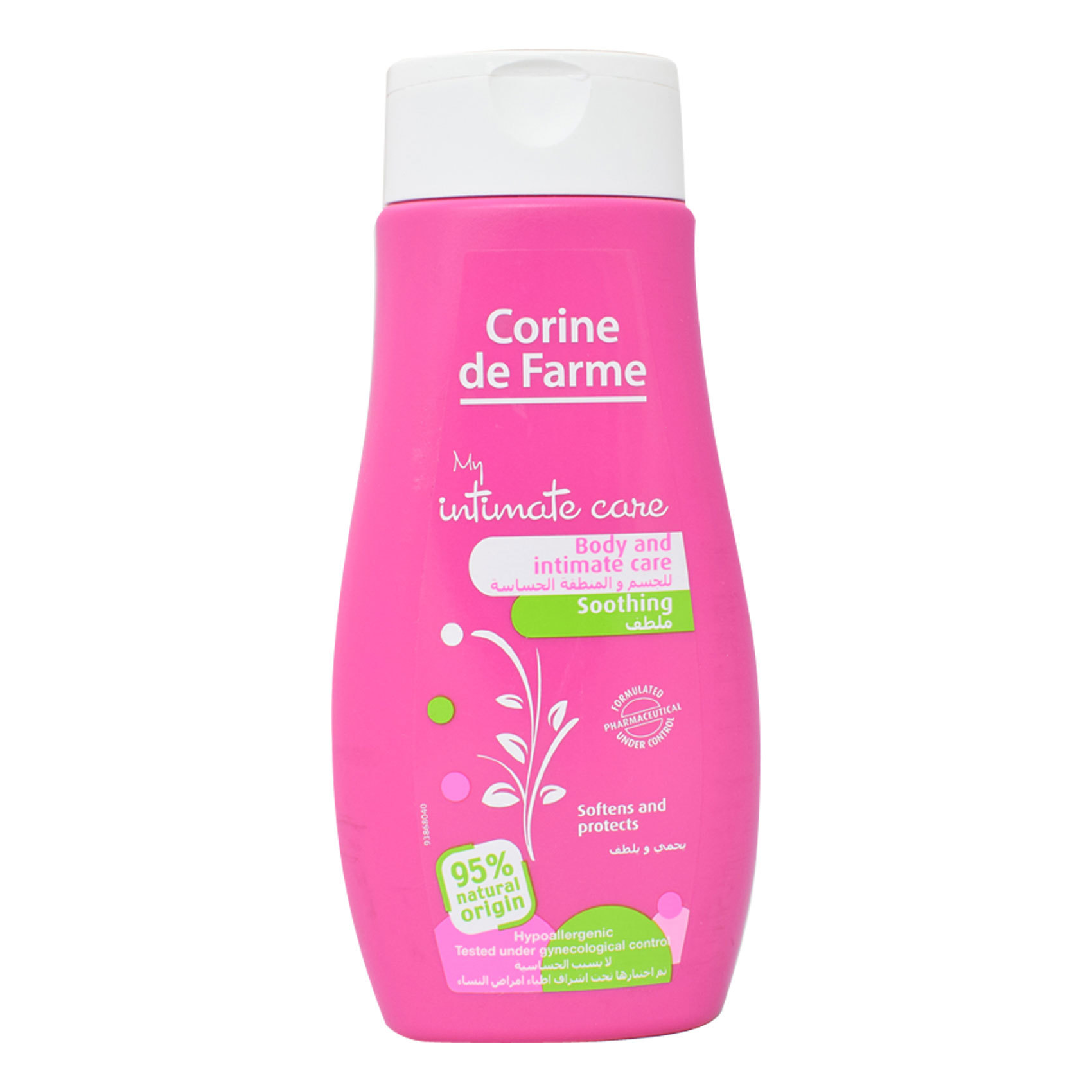 CDF INTIMATE CARE -SOOTHING 250ML