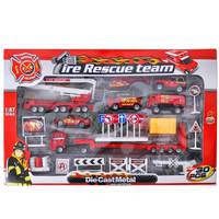 Fire Rescue Team Playset Assorted