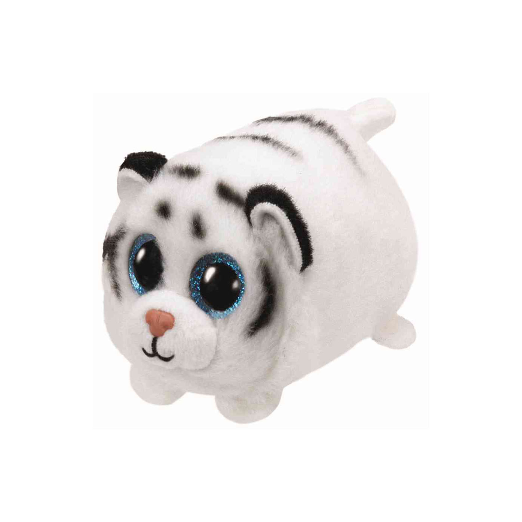 TEENY TYS TIGER ZACK WHT/BLK 2IN S3
