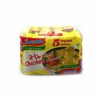 إندومي شعيرية بنكهة الدجاج  70 جرام × 5