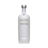 Absolut Vodka Vanilla 40%V Alcohol 75CL