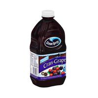Ocean Spray Cran- Grape Juice 64OZ 20% Off
