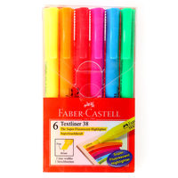 Faber-Castell Highlighter Slim 6S