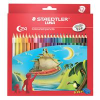Steadtler Luna 24 Color Pencil