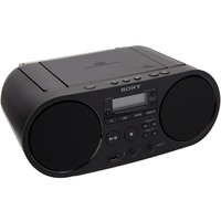 Sony Portable CD/Cassette Boombox Player ZSPS50
