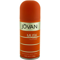 Jovan Musk For Men Deodorant Body Spray 150ml