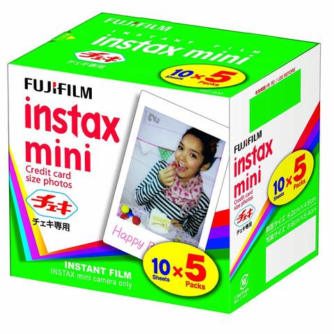 Fujifilm-Film-Instax-x5-Packs