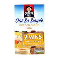 Quaker Oats Golden Syrup 360g