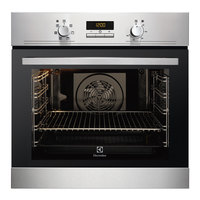 Electrolux Built In Microwave Oven EOB3400AOX