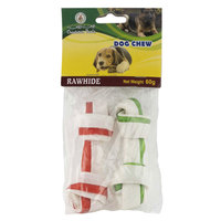 Creature's Oasis Dog Chew Rawhide Knotted60g
