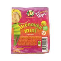 Perutnina Ptuj Pepe Mini Chicken Frankfurter 100g