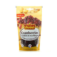Vahine Cranberries Fruity 125GR