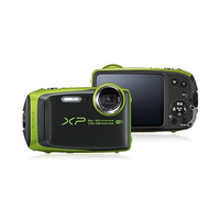 Fujufilm Finepix Camera XP120 Lime