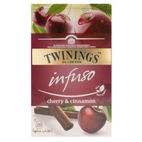 Twinings Infuso Cherry & Cinnamon 20 Tea Bags