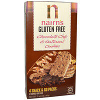 Nairn's Gluten Free Biscuits Breaks Oats & Chocolate Chip 160 g