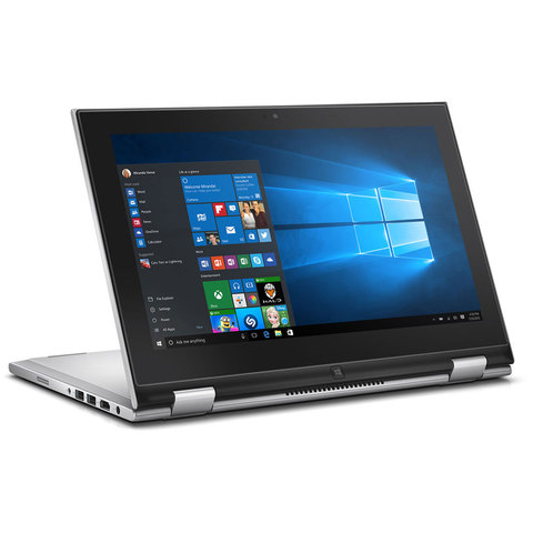 "Dell-2-in-1-Inspiron-3168-Celeron-3060-2GB-RAM-32GB-Memory-11.6""Grey"