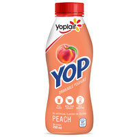 Yoplait Yop Peach  Drinkable Yoghurt 250ml