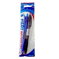 Pilot Super Grip  Medium 1 Blue + 1 Black