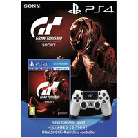 Sony PS4 Wireless Controller GT Sport Edition+Game