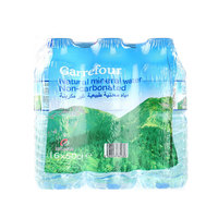 Carrefour Natural Mineral Water Non- Carbonated 500ml x6