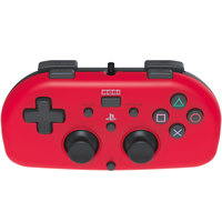 Horipad Mini PS4 Controller Red