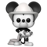 Funko Pop Disney: Mickey's 90Th - Firefighter Mickey Collectible Figure