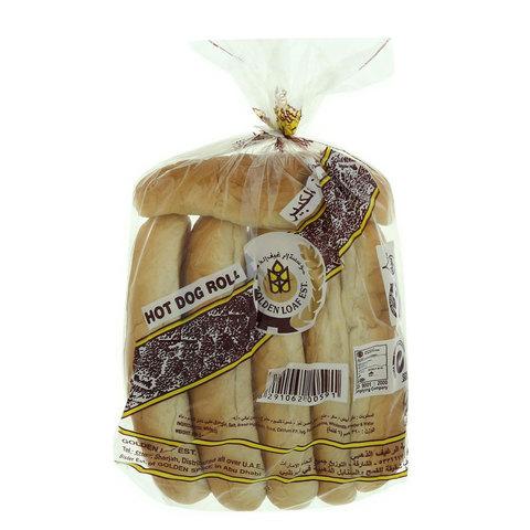 Golden-Loaf-Buns-Hot-Dog-Roll-390g