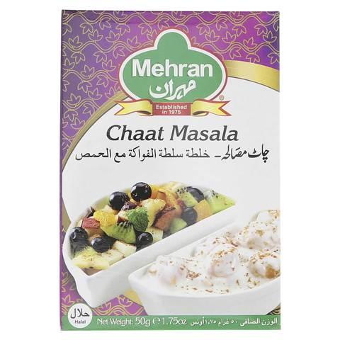 Mehran-Chat-Masala-50g