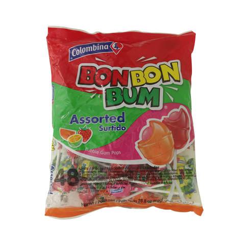 Colombina-Bon-Bon-Bum-Assorted-Surtido-Bubble-Gum-Pops-816g