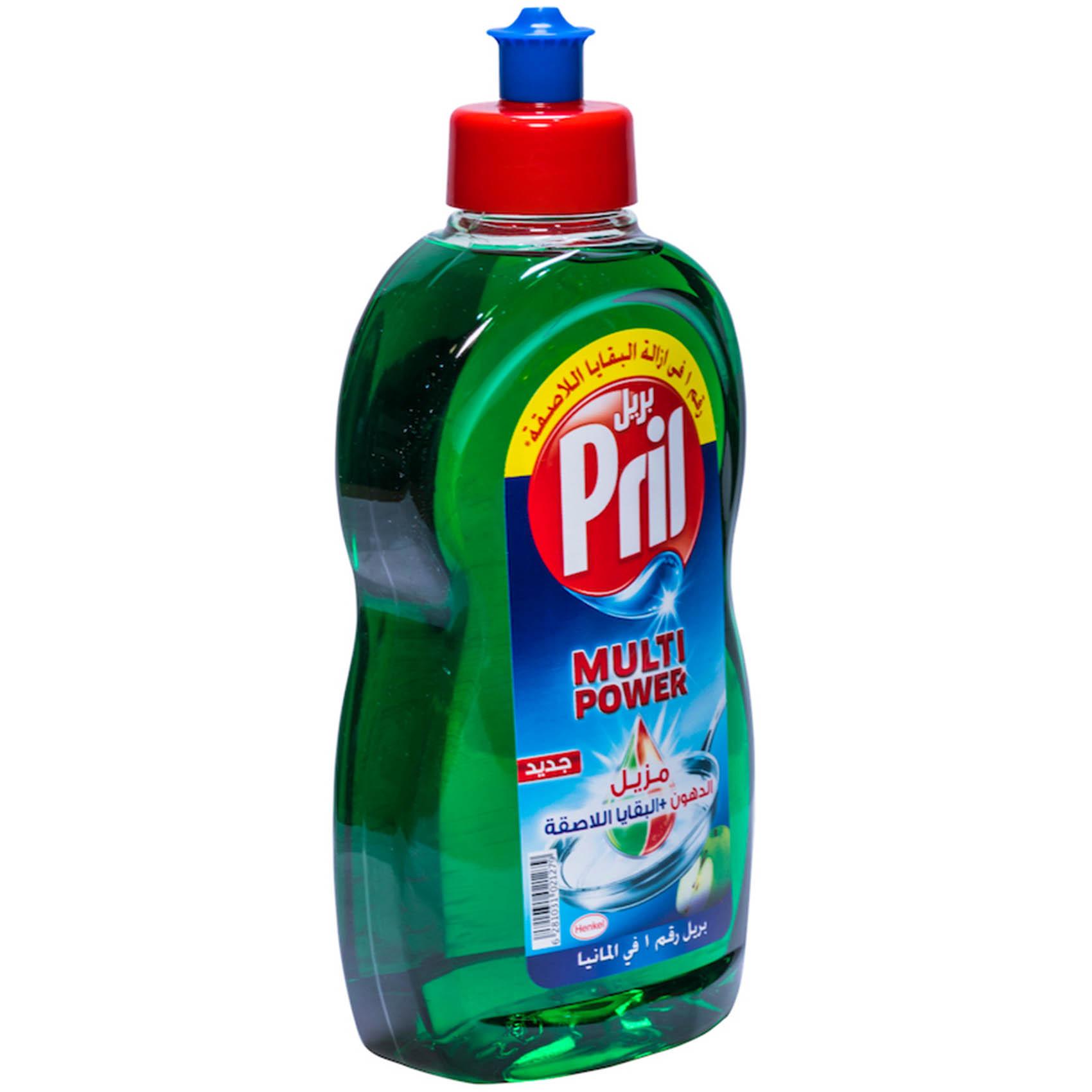 PRIL DWL APPLE VINEGAR 500ML