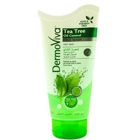 Dermoviva Tea Tree Oil Control Facewash Oily Skin 150ml