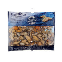 Carrefour Mussels Shelled 400g
