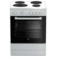 Beko 60X60 Cm Electric Cooker FSM-66000GWS