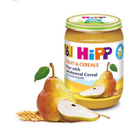 Hipp Mashed Pear Cereal From 6 Months 190GR
