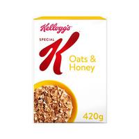 Kellogg's Special K Oats & Honey 420GR