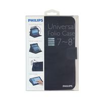 Philips Tablet Universal Cover 7-8'' DLK02013B Black