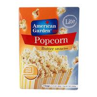 American Garden Lite Popcorn 240g