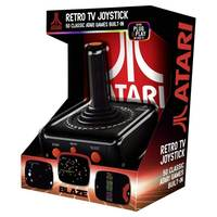 Atari Retro TV Plug and Play Joystick with Built In 50 Classic Games