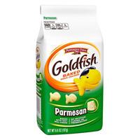 Goldfish Baked Snack Crackers Parmesan 187g