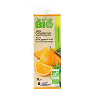 Carrefour Bio Organic Juice Orange 1L