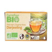Carrefour Bio Organic Tea Bag Dar Jeeling 20's