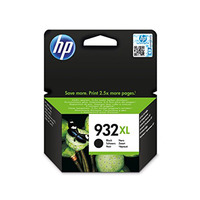 HP 932 XL Black Ink Advantage Cartridge