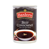 Baxters Luxury Beef Consomme 400GR