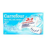 Carrefour WC Bloc Marine 38g x4