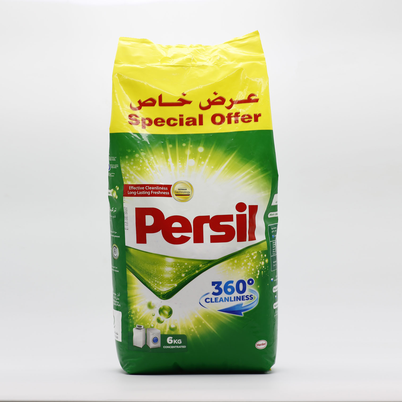 PERSIL LF 6KG SPECIAL OFFER