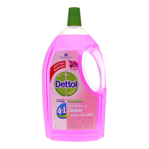 Dettol-4-in-1-Multi-Action-Cleaner-Rose-3L
