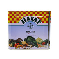 Hayat Palm Olein For Cooking & Frying 10L