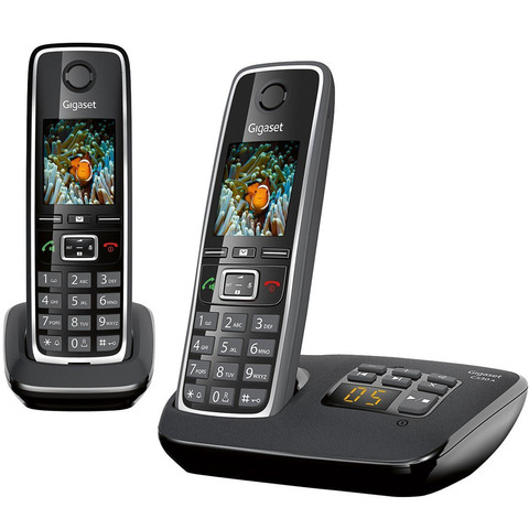 Gigaset-Cordless-Phone-C530A-Duo