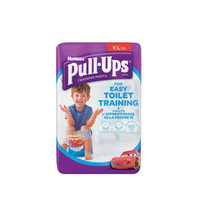 Huggies Pull Ups Boy 5 Years Large 16-23 Kg 12 Pieces
