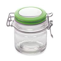 Maxwell & Williams Cosmopolitan Colours Clip Top Jar Lime 100ML